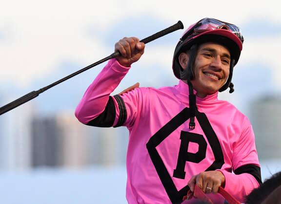 Le jockey Paco Lopez s'approche de sa 3000e victoire en carrière