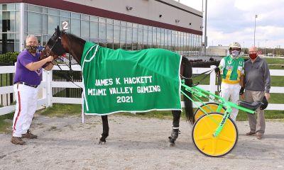 Swizzle Hanover remporte la finale du Hackett Memorial à Miami Valley